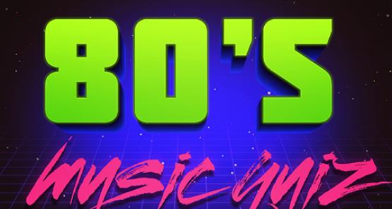 80's muziekquiz