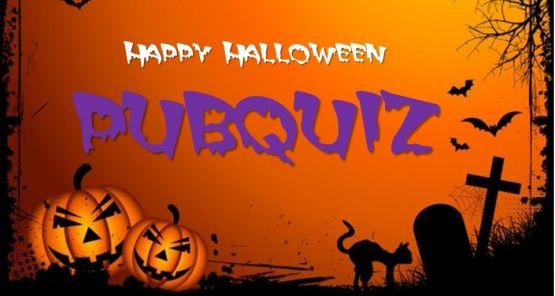 Happy Halloween Pubquiz